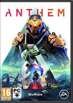 Anthem + Pre-order бонус
