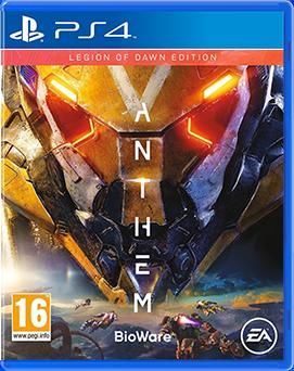 Anthem Legion Dawn Edition