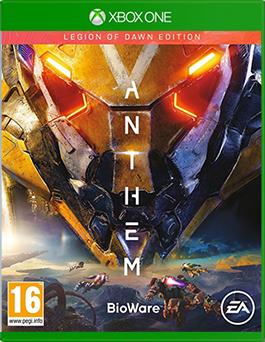 Anthem + Legion Dawn Edition