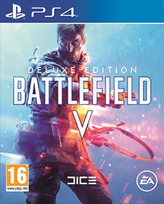 Battlefield V Deluxe Edition + Pre-order бонус (PS4)