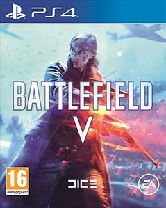 Battlefield V + Pre-order бонус (PS4)