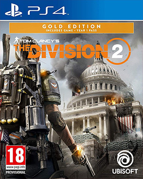 Tom Clancy's The Division 2 Washington, D.C. Deluxe Edition