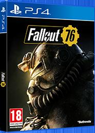 Fallout 76 + Бета достъп (PS4)