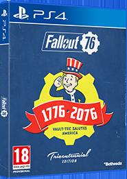 Fallout 76 Tricentennial Edition (PS4) + Бета достъп