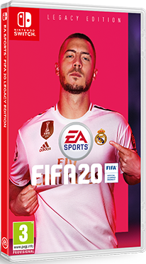 FIFA 20 - Legacy Edition Nintendo Switch