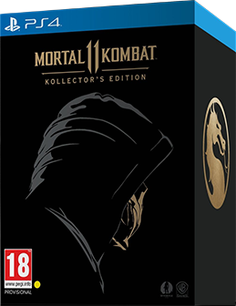 Mortal Kombat 11 - Kollector's Edition (PS4)