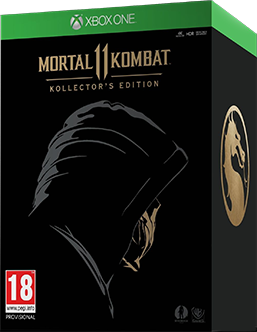 Mortal Kombat 11 - Kollector's Edition (Xbox One)