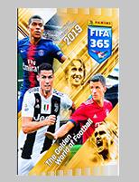 Panini FIFA 365 2019 - Албум за стикери
