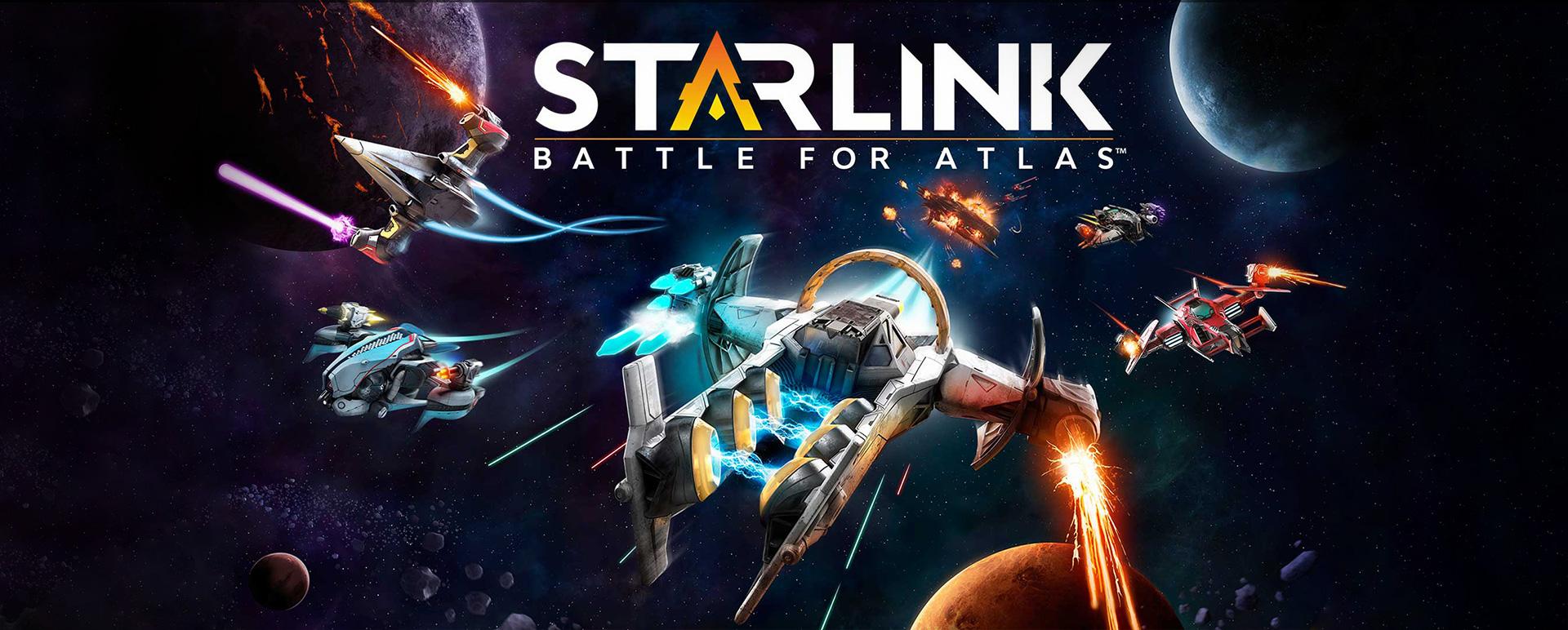 Starlink banner