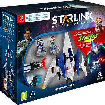 Starlink: Battle for Atlas Starter Pack (Nintendo Switch)