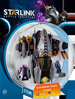 Starlink: Battle for Atlas Starship pack, Nadir