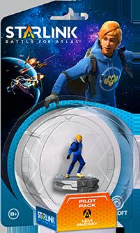 Starlink: Battle for Atlas - Pilot pack, Levi McCray