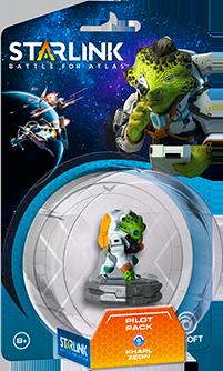 Starlink: Battle for Atlas - Pilot pack, Kharl Zeon