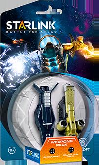 Starlink: Battle for Atlas - Weapon Pack, Shockwave & Gauss Gun