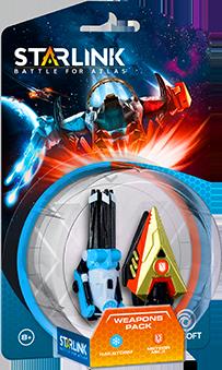 Starlink: Battle for Atlas Weapon Pack Hailstorm & Meteor