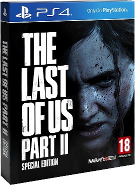 The Last of Us: Part II - Special Edition (PS4)