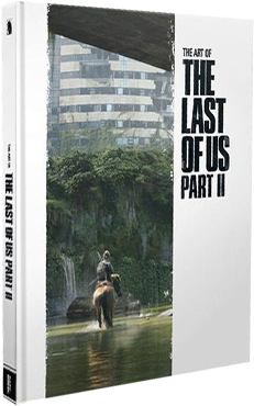 The Art of the Last of Us, Part 2